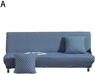 984d237263e Ingeniously Funda para sofá, elástico elástico Todo Incluido Funda de Cama  Funda Universal Cubierta Protectora