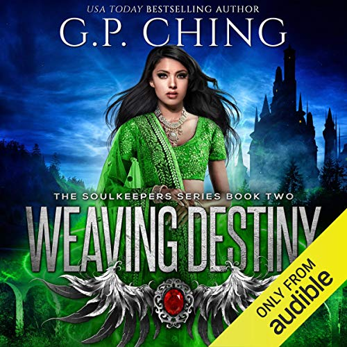 Weaving Destiny cover art
