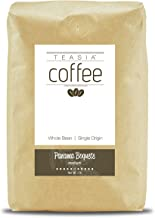 Teasia Coffee, Panama Boquete, Single Origin, Medium Roast, Whole Bean, 2-Pound Bag