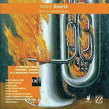 André Souris: Le Marchand d'Images