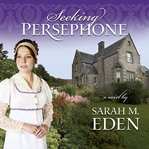 Seeking Persephone audiobook cover art