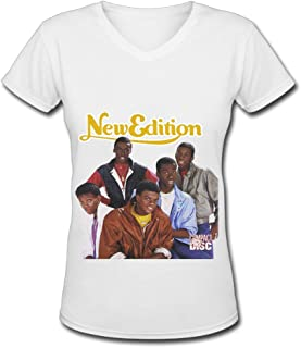 Best new edition band t shirts Reviews