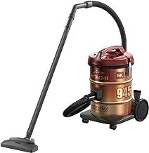 HITACHI Vacuum Cleaner 2000 Watts, 18 Liters, Wine Red - CV-945F SS220 WR