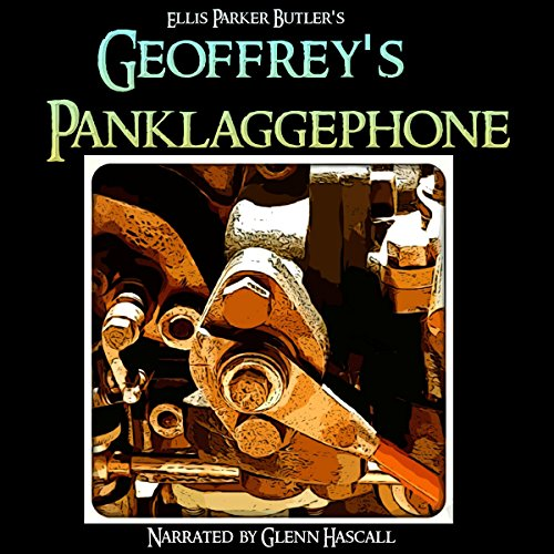 『Geoffrey's Panklaggephone』のカバーアート