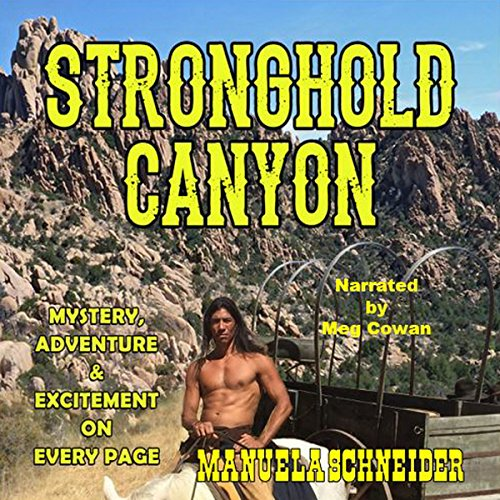 Stronghold Canyon audiobook cover art
