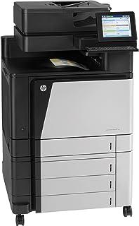 HP LaserJet Enterprise flow M880z - Impresora multifunción (Laser, Color, Color, 46 ppm, 1200 x 1200 DPI, 46 ppm) Gris