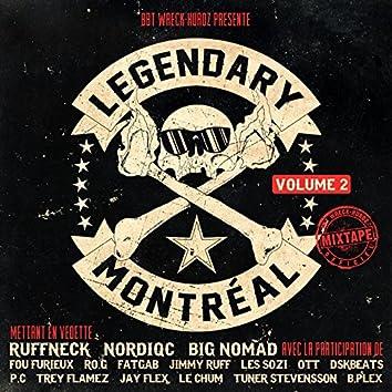 Legendary Mixtape, Vol. 2 (feat. Ruffneck, Big Nomad, Nordiqc)