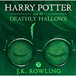 Harry Potter and the Deathly Hallows, Book 7 Titelbild