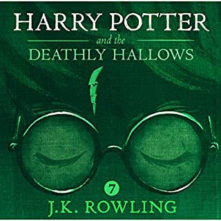 Harry Potter and the Deathly Hallows, Book 7                   By:                                                                                                                                 J.K. Rowling                               Narrated by:                                                                                                                                 Stephen Fry                      Length: 23 hrs and 58 mins     3,985 ratings     Overall 5.0