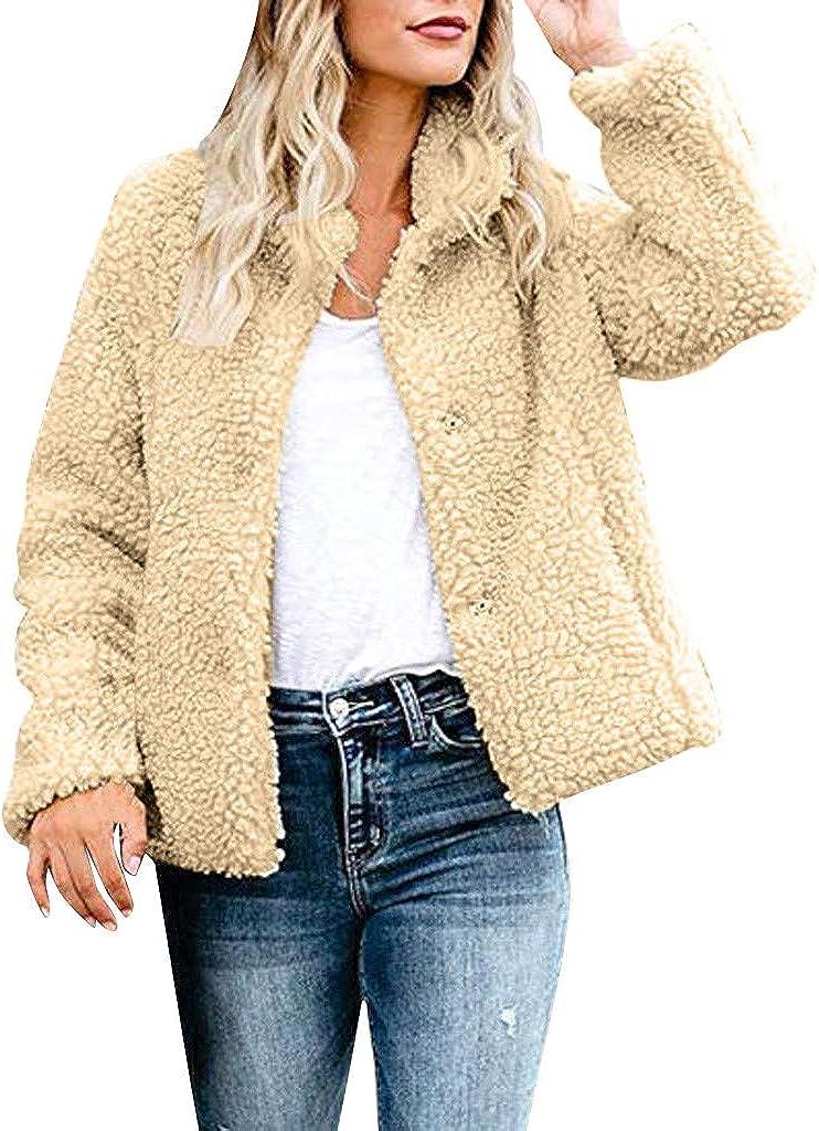 Cardigo Womens Warm Fuzzy Fleece Down Jac Award Button Fluffys Minneapolis Mall Pockets