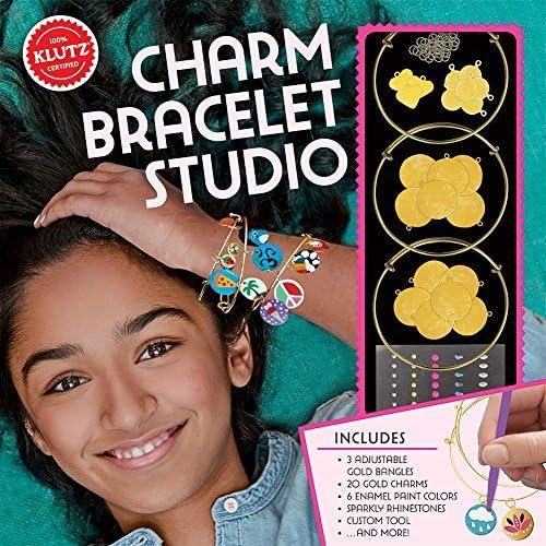 Charm Bracelet Studio by Klutz