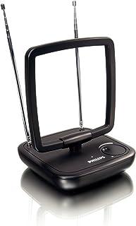 Philips SDV 5120 Actieve DVB-T kamerantenne (36 dB, ruisonderdrukking) zwart