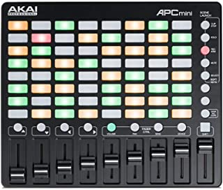 Akai Professional APC Mini | Compact USB Bus-Powered 64-Button Clip Launcher / MIDI Controller For Ableton Live