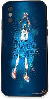iPhone iPhone X/iPhone Xs case, Basketball NBA Theme Kobe James,Flexible TPU Protective Cover,Ultrathin Anti-Fall Soft She...