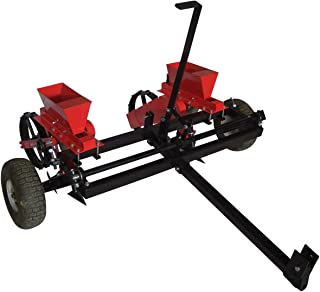 single row planter for tractor