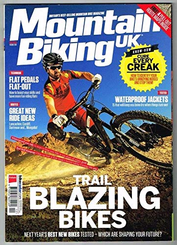 Mountain Biking UK Magazine No.297 December 2013 MBox1663 Trail Blazing Bikes