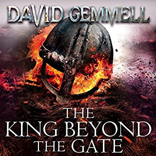 The King Beyond the Gate     Drenai, Book 2              By:                                                                                                                                 David Gemmell                               Narrated by:                                                                                                                                 Sean Barrett                      Length: 12 hrs and 33 mins     388 ratings     Overall 4.7