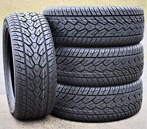 Set of 4 (FOUR) Fullway HS266 All-Season Performance Radial Tires-305/45R22 118V XL