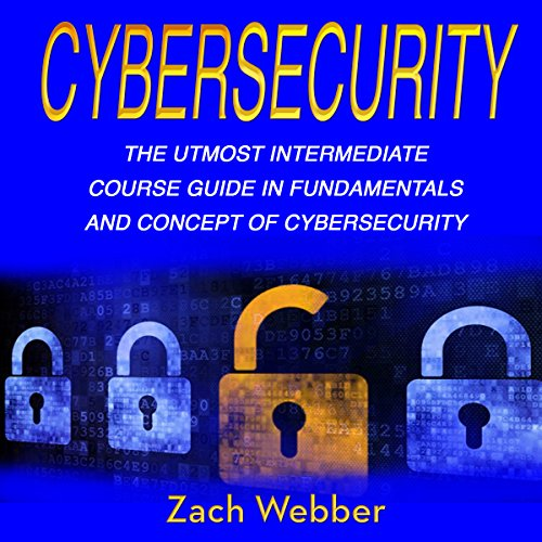 Cybersecurity, Volume 2 audiobook cover art