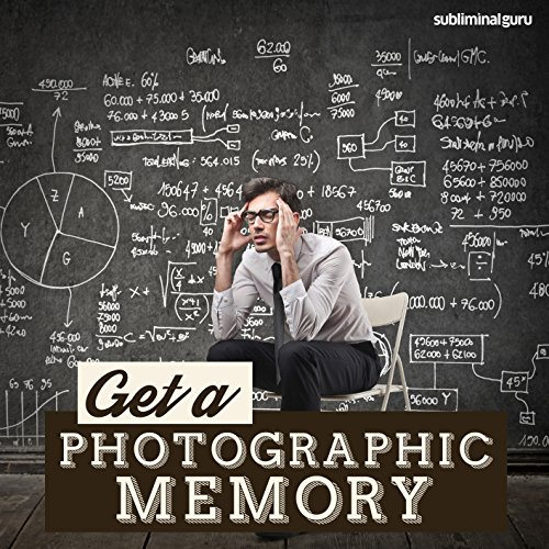 Get a Photographic Memory audiobook cover art