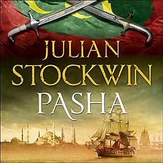 Pasha cover art
