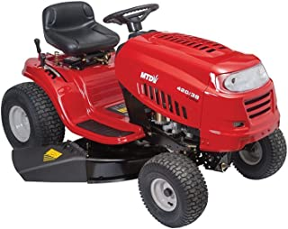 "Trator Cort.Grama 765F, MTD, 13,5hp, motor MTD Powermore, 420cc, larg.corte 97cm (38"") 6 marchas, c/bomba óleo"