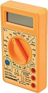 Silverline 589681 Digital Multimeter and