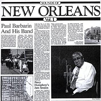 Sounds Of New Orleans Vol. 1