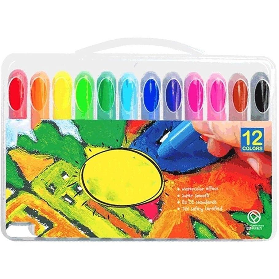 遠足彼自身触覚楽しさと学習の時間のための子供のためのクレヨンの理想屋内芸術とクラフトの活動 絵に適 ガッシュ油絵筆 画筆 水彩筆 初心者アーティスト専門家