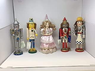 ex1 Wizard of Oz Nutcracker Set