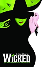 NEW Wicked (Broadway) Poster (11 x 17 Inches - 28cm x 44cm) Master Poster 11x17