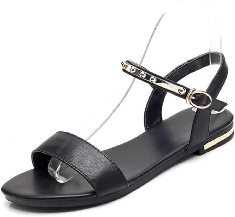 Yeenvan Genuine Leather Sandals Women Tenis Feminino Flat shoes Woman shoes women 030-71