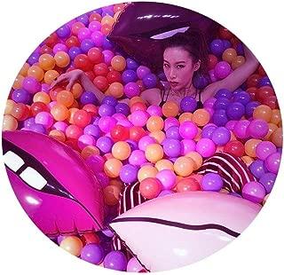 LIUFS-オーシャンボール ネットレッドオーシャンボールピンクホワイトボールプールルームの装飾屋内フェンス玩具ホームウェーブボールティーショップデコレーションネットワークレッドレストランシューティング (Color : A5)