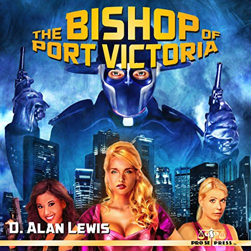 The Bishop of Port Victoria  By  cover art