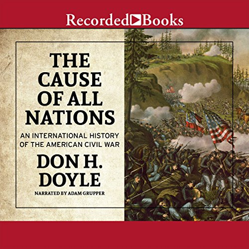 The Cause of All Nations audiobook cover art