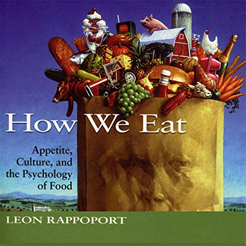 How We Eat audiobook cover art