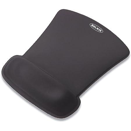 Belkin WaveRest Gel Mouse Pad, Black (F8E262-BLK)