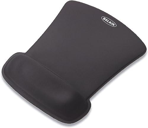 F8e262-Blk Waverest Gel Mousepad