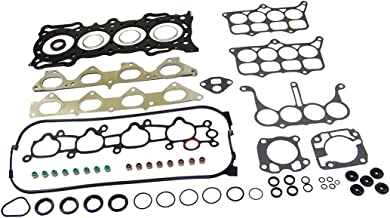 DNJ HGS219 MLS Head Gasket Set for 1990-1995 / Honda/Accord, Prelude / 2.2L / SOHC / L4 / 16V / 2156cc / F22A1, F22A4, F22A6