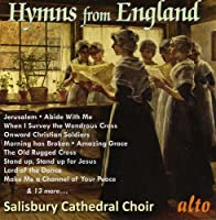 Hymns From England by Salisbury Cathedral Choir