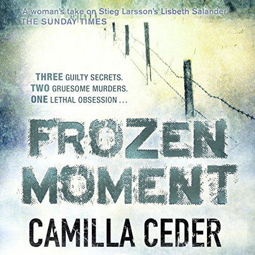 Frozen Moment audiobook cover art