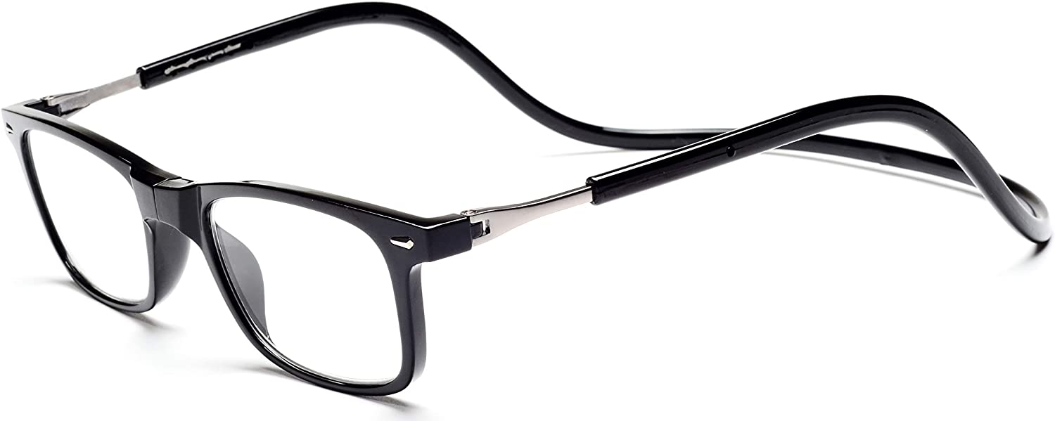 High order Click Magnetic Max 78% OFF Glasses Reading