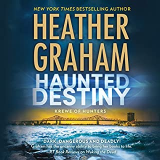 Haunted Destiny audiobook cover art