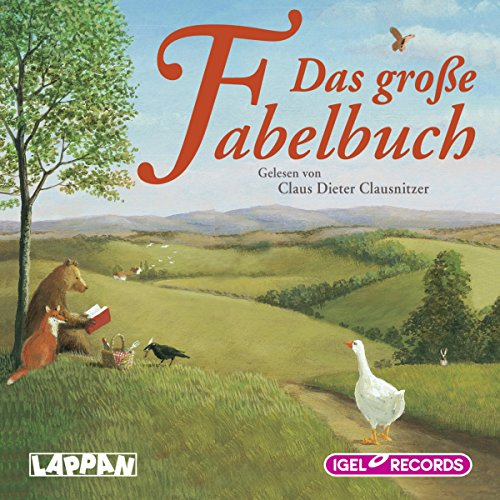 Das große Fabelbuch                   By:                                                                                                                                 Leo Tolstoi,                                                                                        Jean de La Fontaine,                                                                                        Aesop                               Narrated by:                                                                                                                                 Claus Dieter Clausnitzer                      Length: 2 hrs and 30 mins     Not rated yet     Overall 0.0