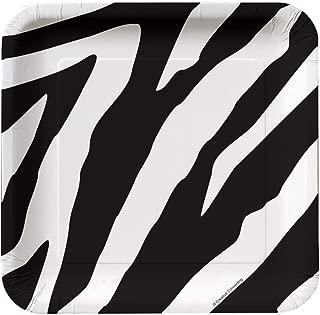 Best zebra print napkins and plates Reviews