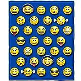 Dawhud Direct Emoji Super Soft Plush Fleece...