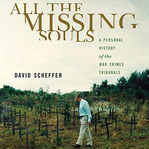 All the Missing Souls audiobook cover art