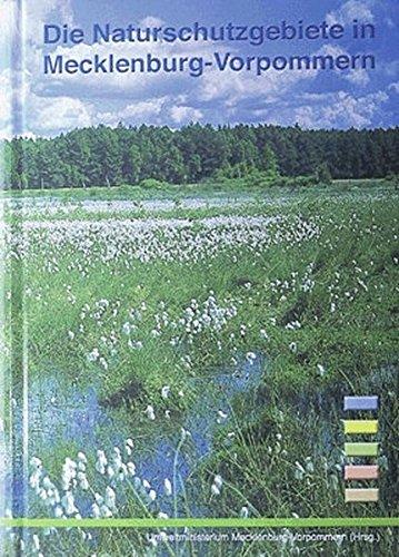 Die Naturschutzgebiete in Mecklenburg-Vorpommern