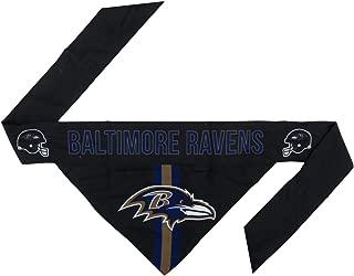 ravens dog bandana
