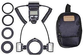 كاميرا فلاش مايكرو من يونجنوا YN24 EX - أسود